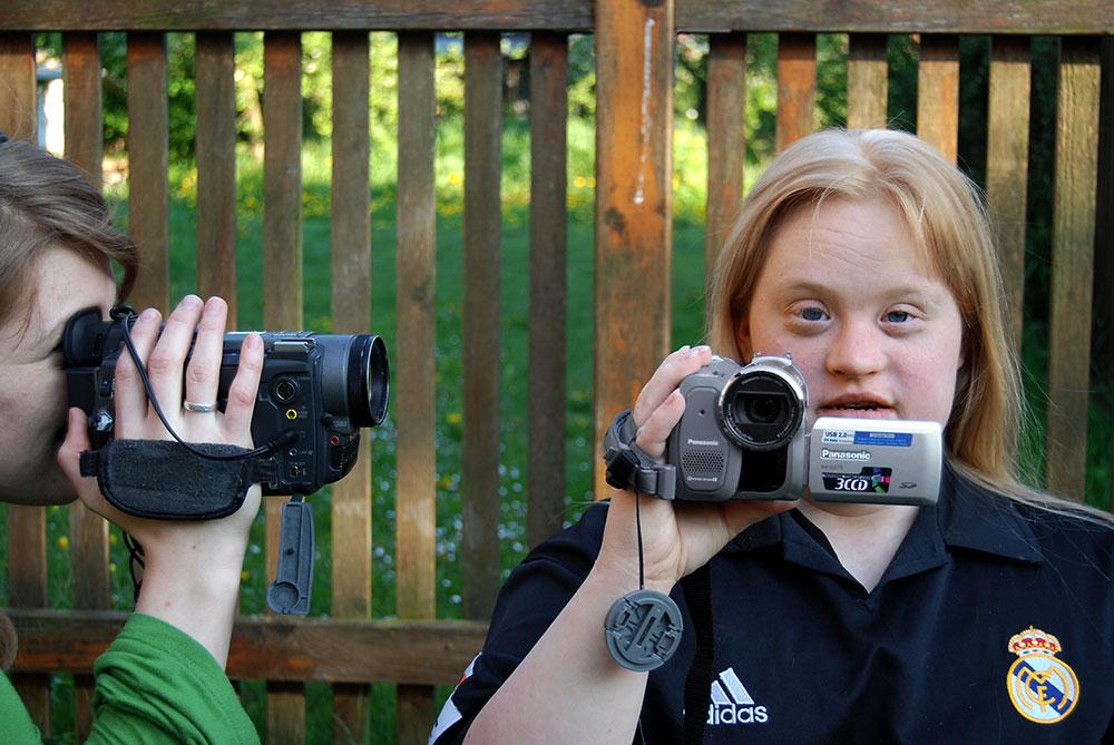 Die Filmkameradin