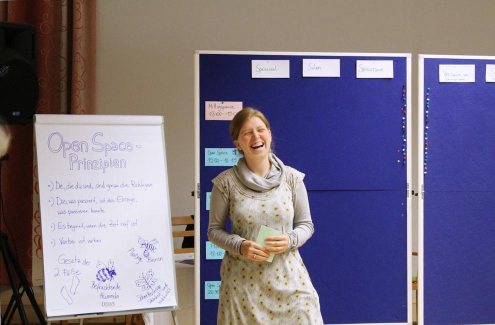 """""""Klöster der Zukunft"""" - Open Space bei der Konferenz in Seebenstein 2012"""